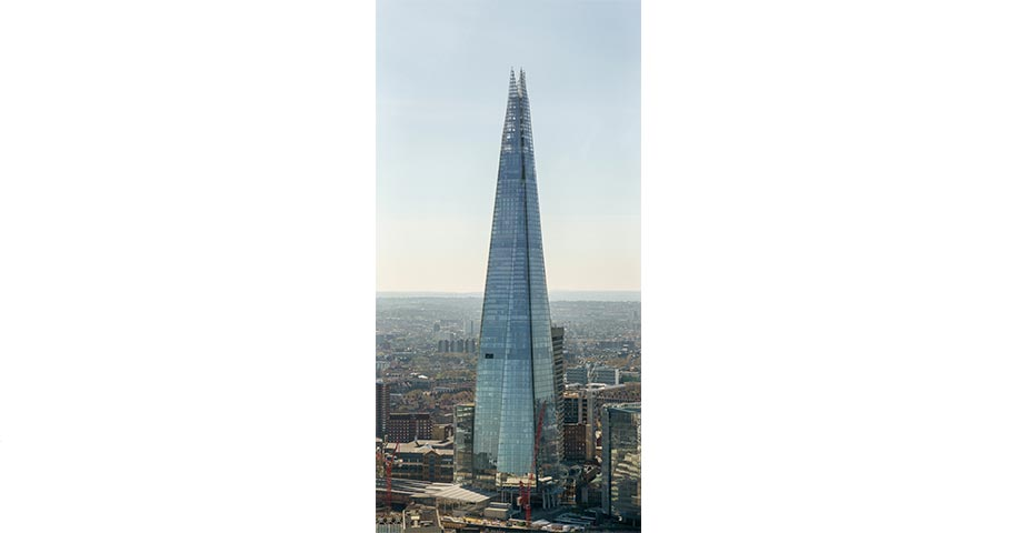 The-Shard-Londres,-UK